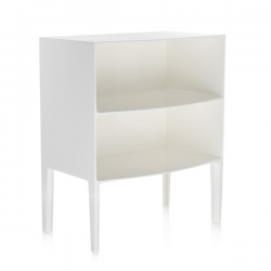 Kartell Cabinet Ghost Buster White
