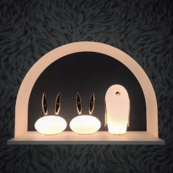Moooi Purr Table Lamp (Rabiit)