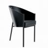 Driade Costes Easy Chair Ebonized Mahogany