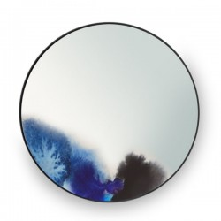 Petite Friture Francis Extra Large Wall Mirror Blue