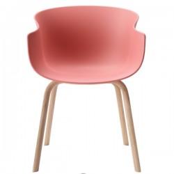 Ondarreta Bai Wood Chair
