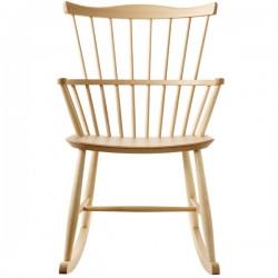 FDB Mobler J52G Rocking Chair