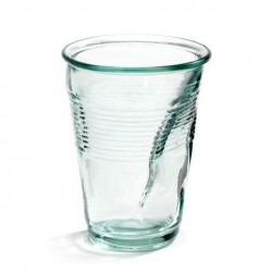 Goods Crushed Glass Vase