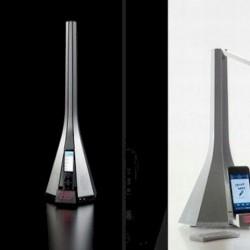 Rotaliana Diva Radio, Speaker Set and Lamp