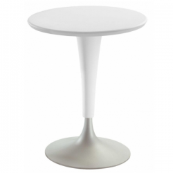 Kartell Dr. Na Table Wax white