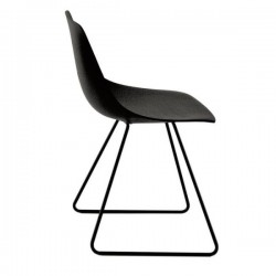 Lapalma Miunn Chair Sledge Base Outdoor