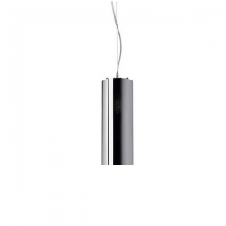 Kartell Easy Metalic Lamp Silver