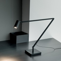 Nemo Untitled Table/Wall Post Lamp