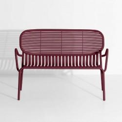 Petite Friture Week-End Double Sofa