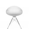 Kartell Eros Chair Glossy White