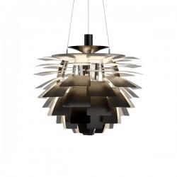 Louis Poulsen PH Artichoke Pendant Light Black