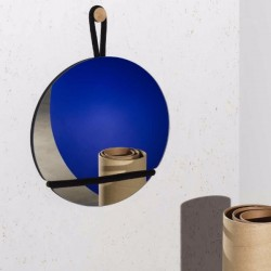 Design House Stockholm Lasso Mirror Round