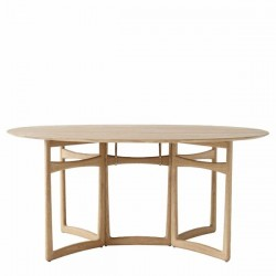&Tradition Drop Leaf Table HM6
