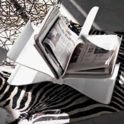 Kartell Magazine Rack Front Page