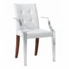 Driade Monseigneur Chair White